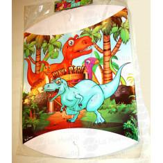 Dino Park Piñata Plegable X U.