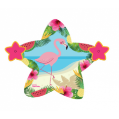Flamingo Banderin Articulado X 1