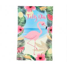 Flamingo Poster Troquelado