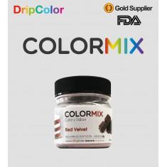 Color Mix Gourmet X 80 Gs X  U. Sabor Pistacho-rosas-chocolate Blanco- Color-red Velvet- Verde.