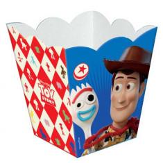Toy Story Co Pochoclera X 6 U.
