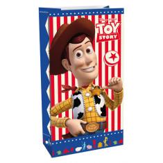 Toy Story Co Bolsa Caramelera Papel  X 10 -