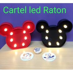 Cartel Led Raton                                                                               Mickey