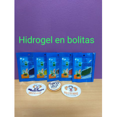 Hidrogel En Bolitas X U Gel Crystal-rainbow Mud-