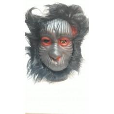 Goma Eva Mascara Mono C/pelo Xu