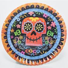 Coco Platos Carton X 10