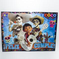 Coco Afiche Feliz Cumple X U