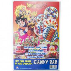 Dragon Candy Bar Armable -ball Z-