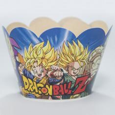 Dragon Faja Cubre Cupcake X 10 -ball Z-
