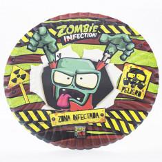 Infection Platos X 10. - Zombie