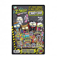Infection Candy Bar Armable Zombie