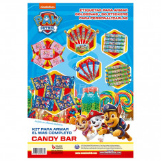 Paw Patrol Co Candy Bar Armable