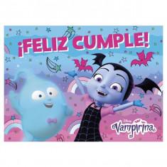 Vampirina Afiche Feliz Cumple X U