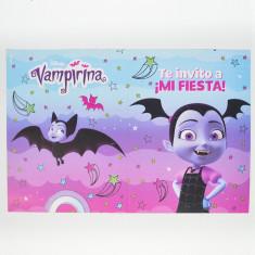 Vampirina Invitacion X 10