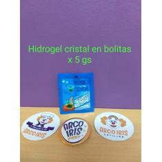 Hidrogel Cristal En Bolitas X 5 Gs -rainbow Mud-
