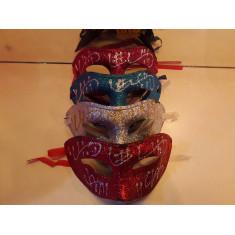 Veneciano Mascara Gibre Simple C/rayas Xu - Rigida