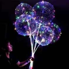 Burbuja Led 24 kit C/portaglobo X U. Burbuja Y Luces -multicolor