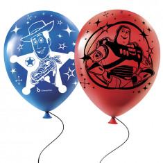 Toy Story Globos Premium X 6 Latex 12 Impresion Total