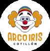 Cotillón Arco Iris